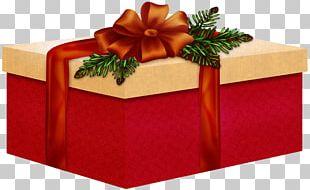 Santa Claus Village Christmas Gift PNG