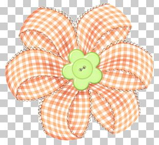 Scrapbooking Paper Embroidery Flower Ribbon PNG