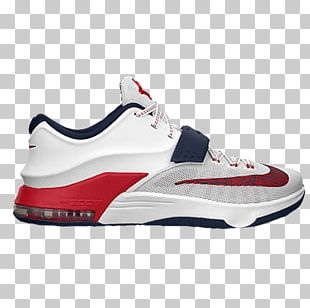 Sports Shoes Nike KD 7 'USA' Mens Sneakers Basketball Shoe PNG