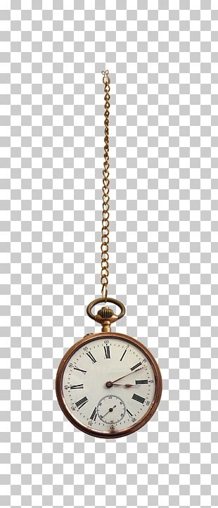 Pocket Watch Charms & Pendants Clock Chain Escapement PNG
