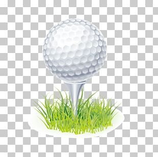 Tee Golf Ball PNG