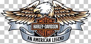 L-A Harley-Davidson Logo Motorcycle PNG