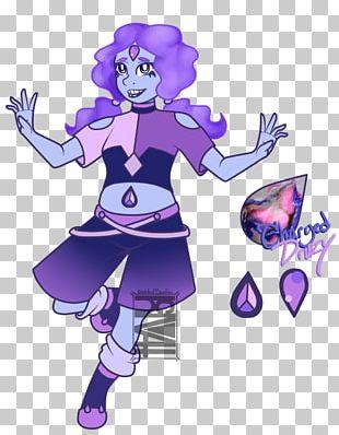 Legendary Creature Illustration Costume Purple Supernatural PNG