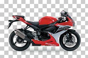 Suzuki GSX-R600 Motorcycle Suzuki GSX-R Series Sport Bike PNG