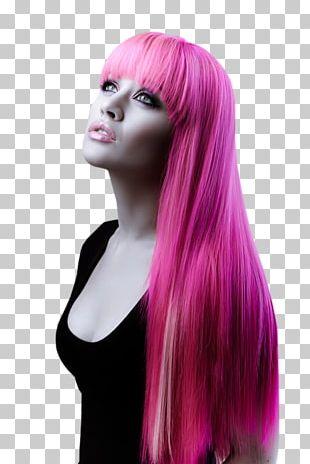 Bangs Black Hair Hairstyle Hair Coloring PNG
