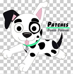Dalmatian Dog Puppy Dog Breed The Super Secret Pup Club Pound Puppies PNG
