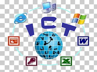 Information And Communications Technology Education Teacher School Student PNG