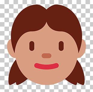 Smile Female Emoji Artist Mezinárodní Federace Učitelů živých Jazyků PNG