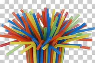 Drinking Straw Plastic Bag Stock Photography PNG