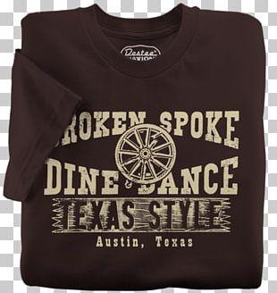 Broken Spoke T-shirt Sleeve Vintage T Shirts PNG