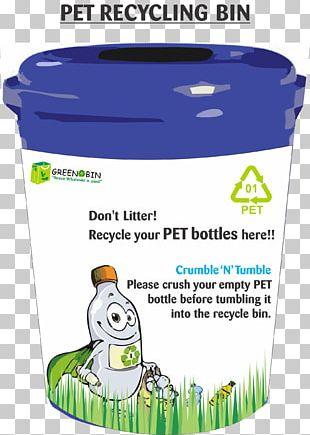 Polyethylene Terephthalate PET Bottle Recycling Recycling Bin Plastic Recycling PNG