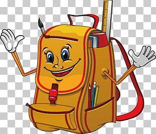 Backpack School Ruler Education PNG