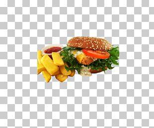 Cheeseburger Buffalo Burger French Fries Buffalo Wing Hamburger PNG