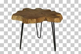 Coffee Tables Wood Furniture Guéridon PNG