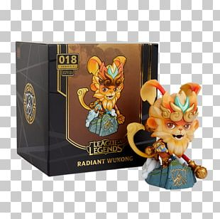 Figurine League Of Legends Riot Games Action & Toy Figures Video Game PNG