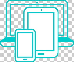 Responsive Web Design Handheld Devices Mobile Phones PNG