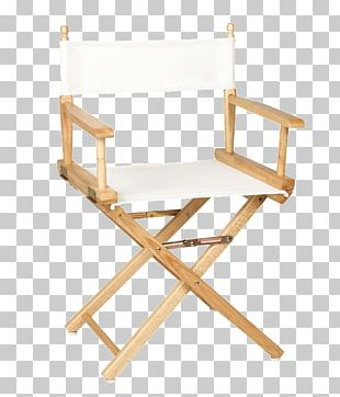 Table Director's Chair Film Director Seat PNG