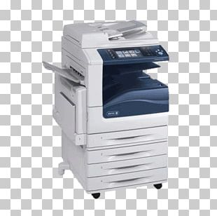 Xerox Multi-function Printer Photocopier Scanner PNG