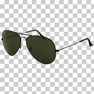 Aviator Sunglasses Ray-Ban Aviator Classic Ray-Ban Aviator Flash PNG