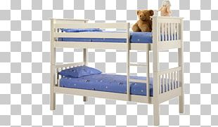 Bunk Bed Bed Frame Mattress Furniture PNG