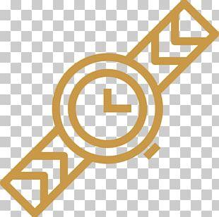 Watch Clock Tissot Stock Illustration PNG