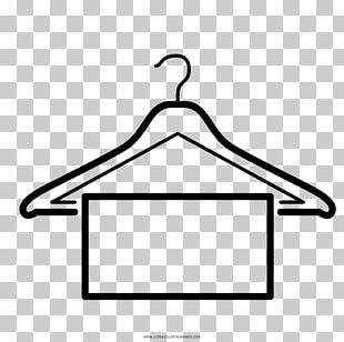 Coloring Book Drawing Clothes Hanger Line Art PNG