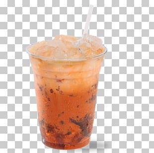 Thai Tea Iced Tea Bubble Tea Milk PNG