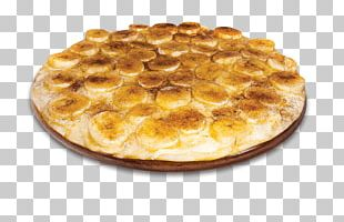 Apple Pie Pizza Treacle Tart Fast Food PNG