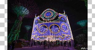 Gardens By The Bay West Martello Tower Christmas Tourist Attraction PNG