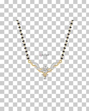 Earring Jewellery Diamond Mangala Sutra Necklace PNG