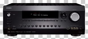 AV Receiver Integra Home Theater Amplifier Professional Audiovisual Industry Home Theater Systems PNG