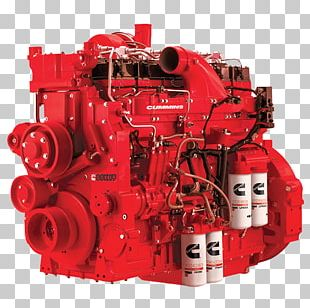 Cummins Diesel Engine Architectural Engineering Heavy Machinery PNG