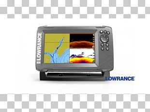 Fish Finders Chartplotter Lowrance Electronics Transducer Sonar PNG