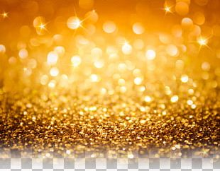 Light Glitter Paper Gold Stock Photography PNG