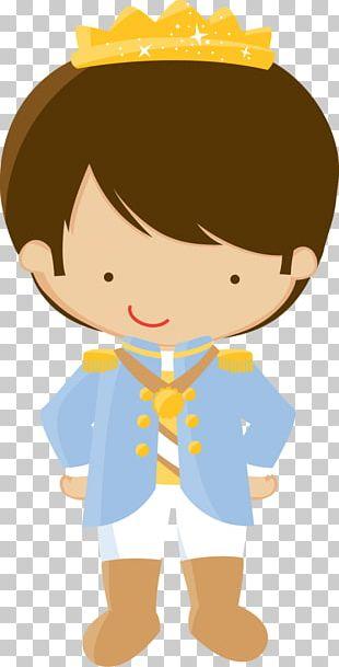 Princess Crown Prince PNG