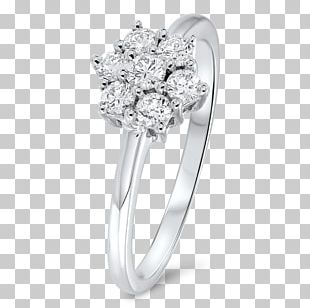 Wedding Ring Silver Body Jewellery PNG