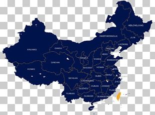 China Map Stock Photography PNG
