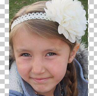 Headpiece Headband Hair Tie Jewellery Flower PNG