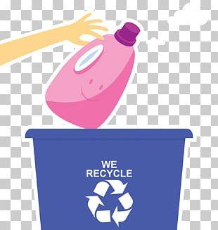 Recycling Bin Paper Plastic Recycling Plastic Bag PNG