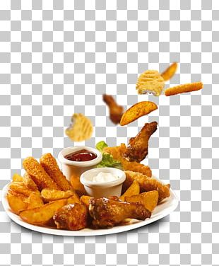 French Fries Pizza Fast Food Take-out Potato Wedges PNG