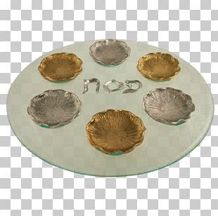 Passover Seder Plate Platter PNG