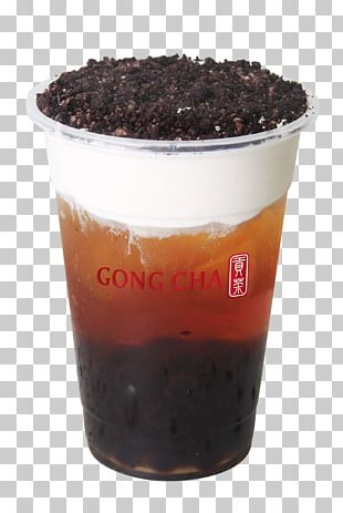 Bubble Tea Taiwanese Cuisine Drink Gong Cha PNG