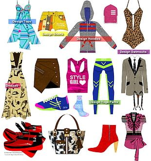 Fashion Design Software Digital Fashion PNG