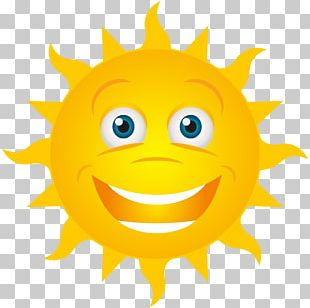 Smiling Sun Smile PNG