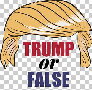 Trump Or False YouTube Vinyl Banners Vlog PNG