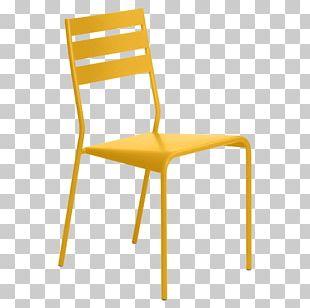 Table Chair Garden Furniture Fermob SA PNG