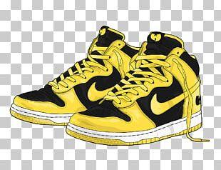 Wu-Tang Clan The Swarm Nike Dunk Hip Hop Music PNG