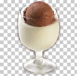Chocolate Ice Cream Sundae Dame Blanche PNG