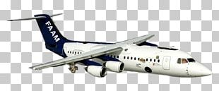 Fokker 50 Airplane Aircraft Flap Flight PNG