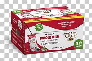 Chocolate Milk Organic Food Organic Valley PNG